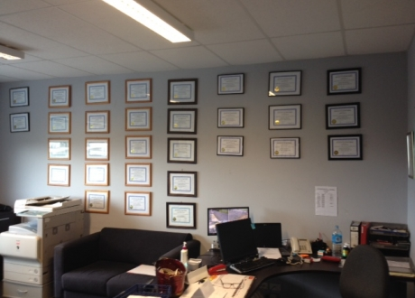 IOISL International Pipe Inspectors Association Certification