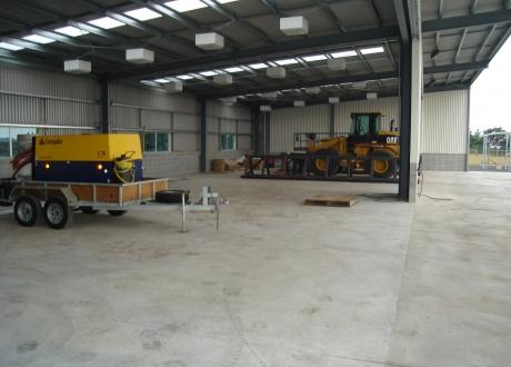 IOISL Inspection Work Shop