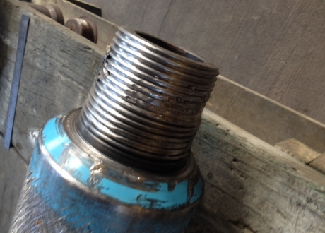 Galled Threads  NC50 Pin Saver Sub