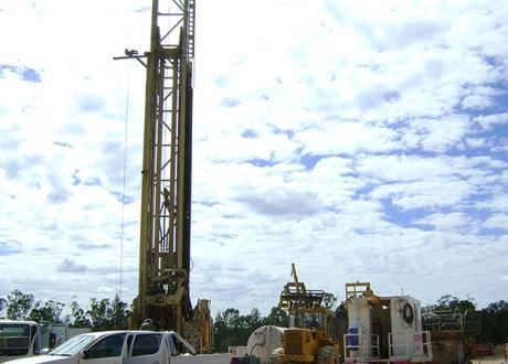 Des Carling Drilling